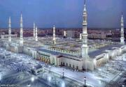major expansion of Prophet's Mosque